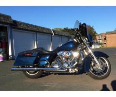 Flhx Harley Davidson street glide