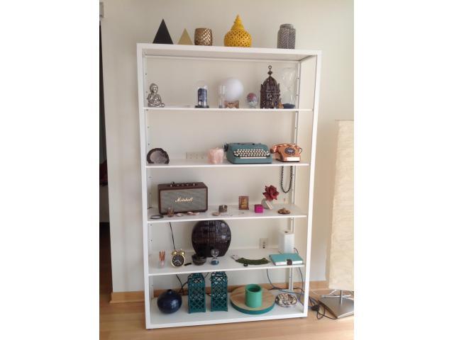 White HOME Shelf IKEA