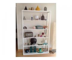 White HOME Shelf IKEA