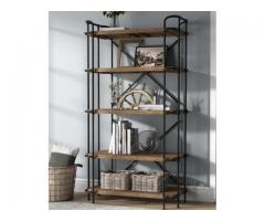 SOLD**Bookcase Shelf Units For Sale