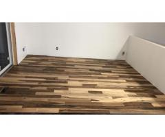 Brazilian walnut floor