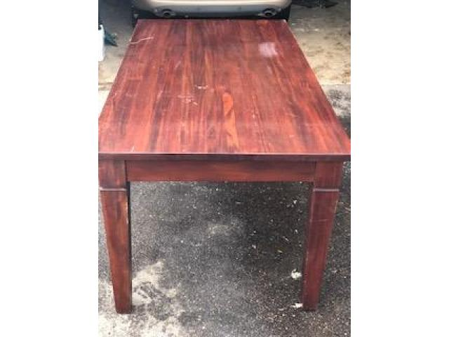 Room & Board Cherry Dining Table