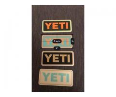 Yeti Sticker Pack