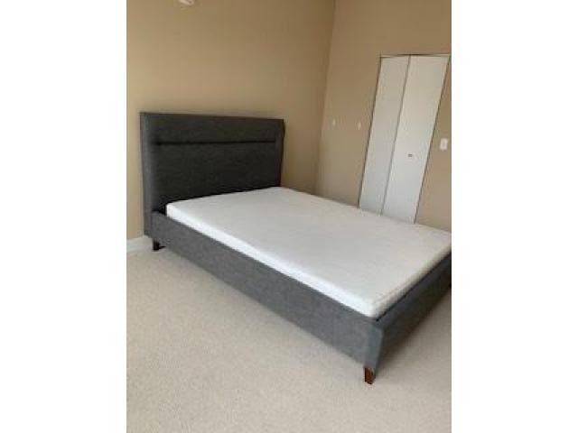 New Queen Bed from Scandinavian Design