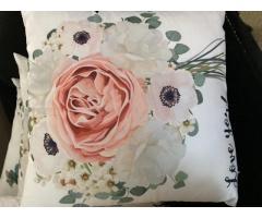 Pink Decor Pillows