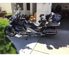 2007 Honda Goldwing GL1800 HPNA