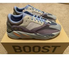 Yeezy 700 sneakers for sale size 9