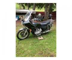1977 Honda Goldwing