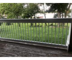 Patio railing for sale