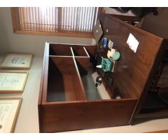 Desktop bookshelf hutches-2