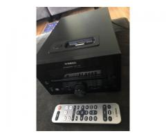 Yamaha CD Receiver CRX-332 & NX-E150 Speakers