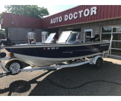 2000 176 Starcraft super fisherman for sale