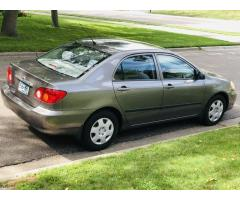 Toyota Corolla for Sale! Price reduction!