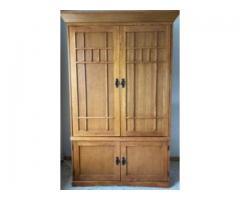 Craftsman Armoire/Cabinet
