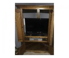 Corner Entertainment Center