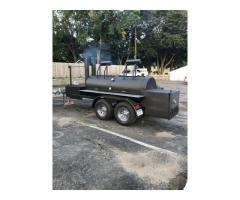 Custom Mobile Smoker