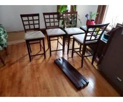 Kitchen Table and Chairs - Free