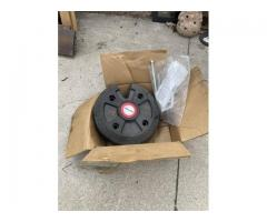 Craftsman garden tractor wheel weight