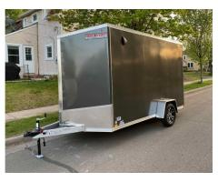 2022 Discovery Endeavor 7x12 Enclosed Cargo Trailer